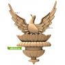 3D STL Птичка