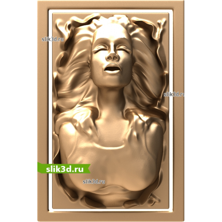 3D STL Богиня