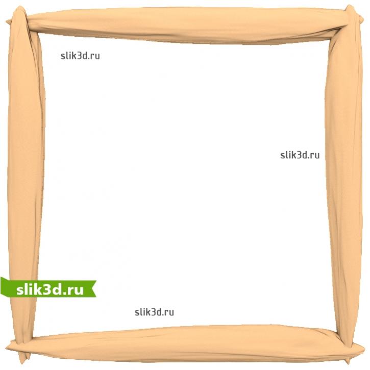 3D STL Рамка №114
