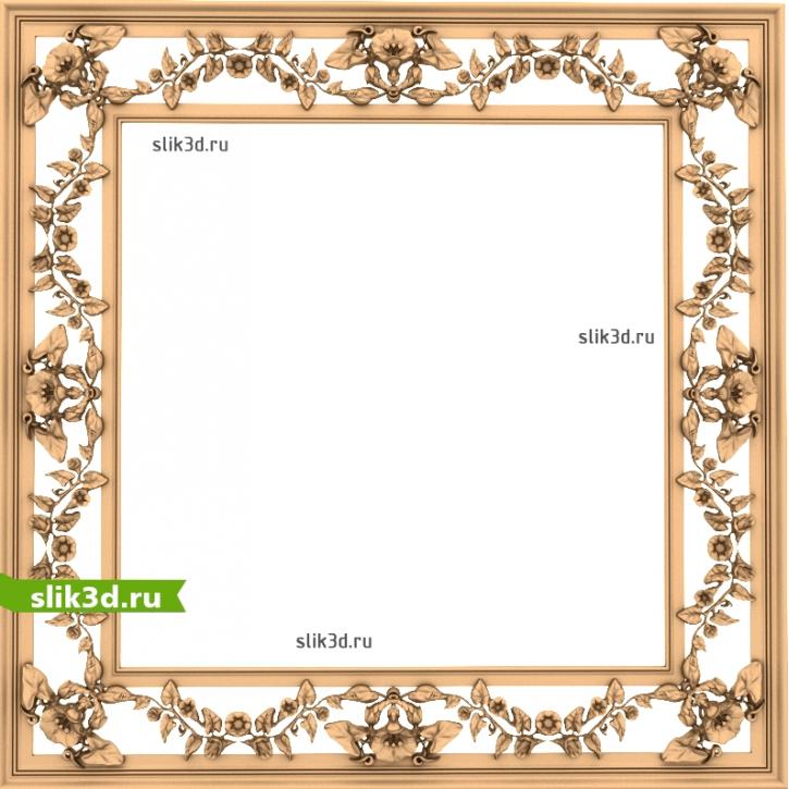 3D STL Рамка №170