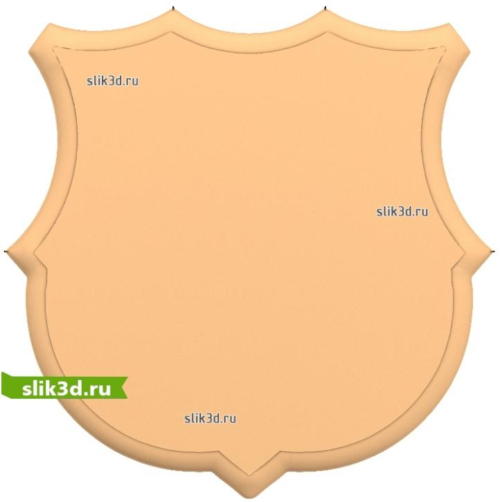 3D STL Рамка №46