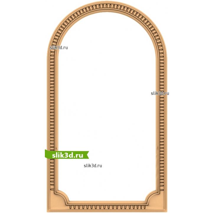 3D STL Рамка №60