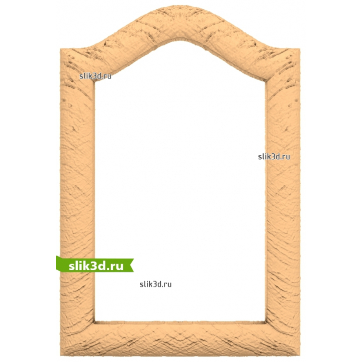 3D STL Рамка №116