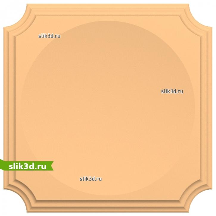3D STL Рамка №147