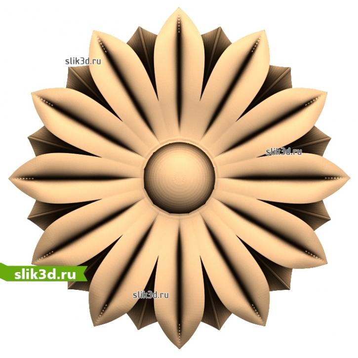 3D STL Розетка №83