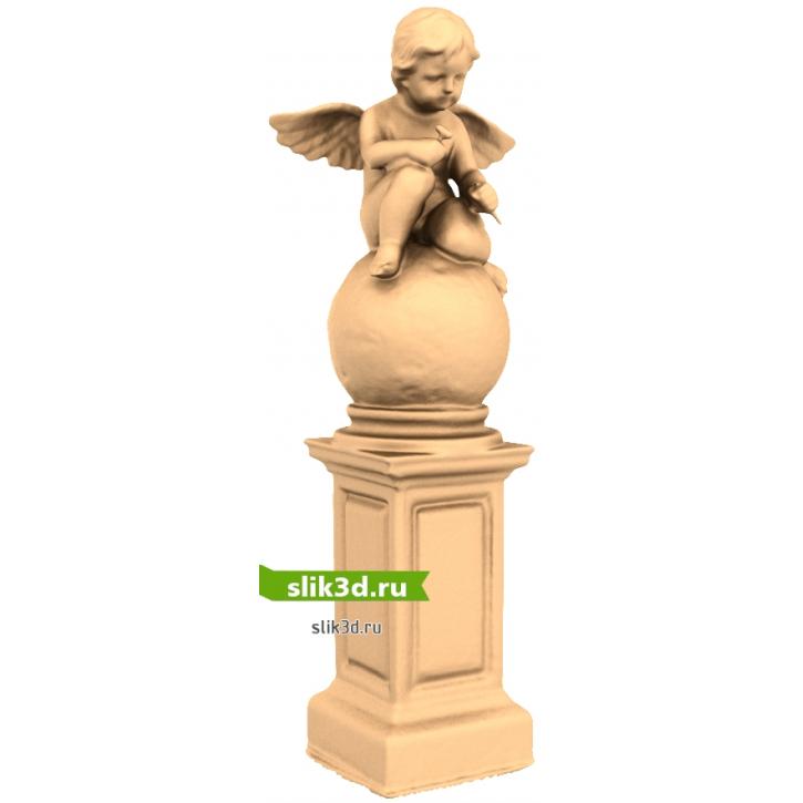3D STL Ангел